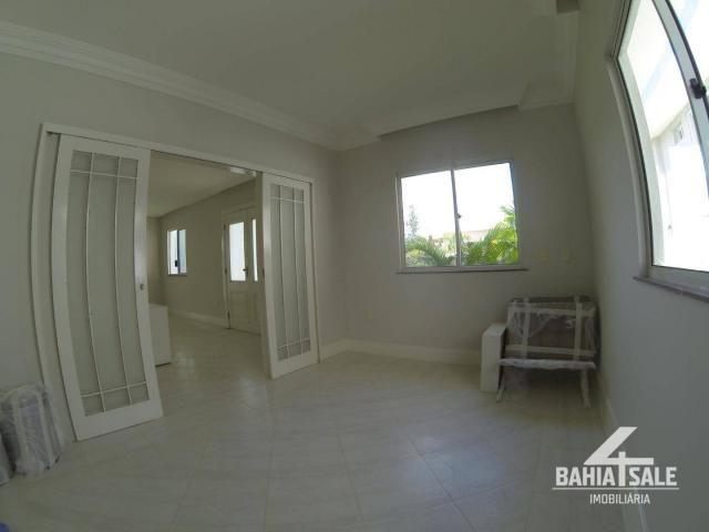 Casa com 4 dormitórios à venda por R$ 1.450.000 - Vila de Abrantes - Camaçari/BA - Foto 7