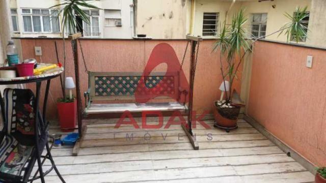 Apartamento à venda com 3 dormitórios em Copacabana, Rio de janeiro cod:CPAP31047 - Foto 13