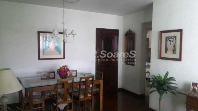 3 quartos com vaga em boa localização na Tijuca !!! - Foto 6