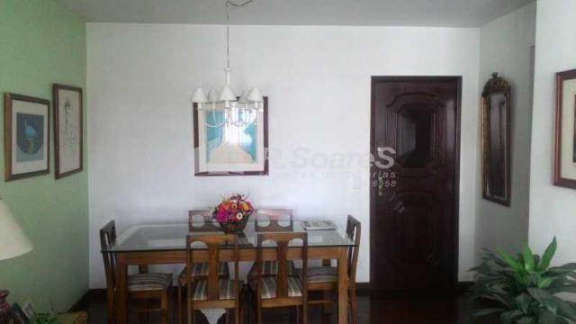 3 quartos com vaga em boa localização na Tijuca !!! - Foto 4