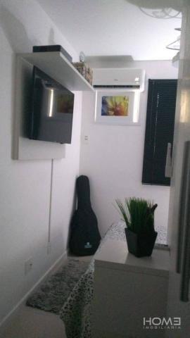 Cobertura com 2 dormitórios à venda, 125 m² por R$ 600.000 - Pechincha - Rio de Janeiro/RJ - Foto 16