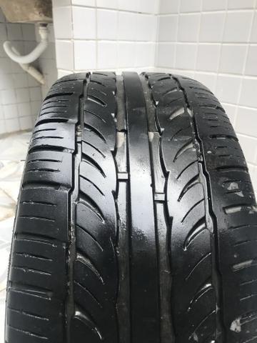 Rodas 20 com pneus - Foto 3