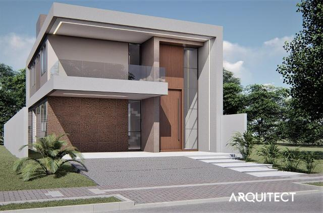 Casa no Condomínio Alphaville _4 dormitórios // #suíte master - Foto 2
