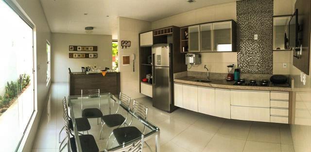 Casa no condomínio Sol Nascente, com: 4 suítes mais um quarto - Foto 4