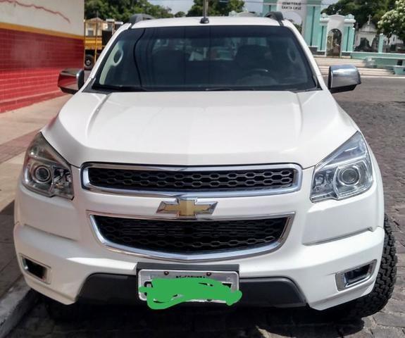 Vendo S10 LTZ Diesel 15/15 Único Dono