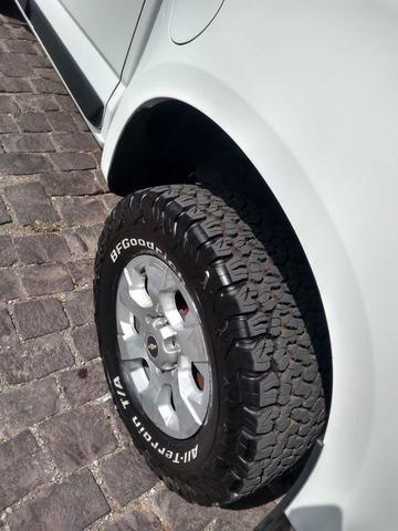 Vendo S10 LTZ Diesel 15/15 Único Dono - Foto 8