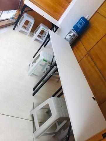 Sala para consignado mobiliado com 11 notes books , metrô carioca , coworking - Foto 7