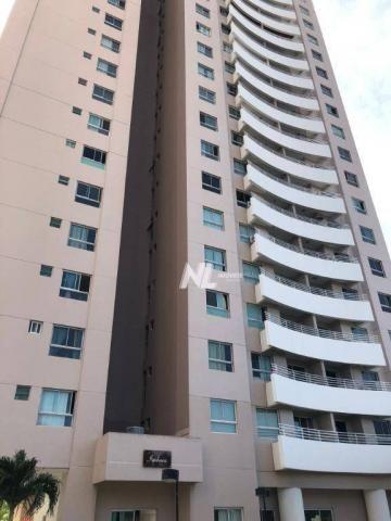 Apartamento com 3 dormitórios à venda, 75 m² no Natture Condomínio Clube - Candelária - Na