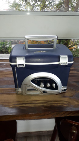 Radio/cooler para pesca - Foto 3