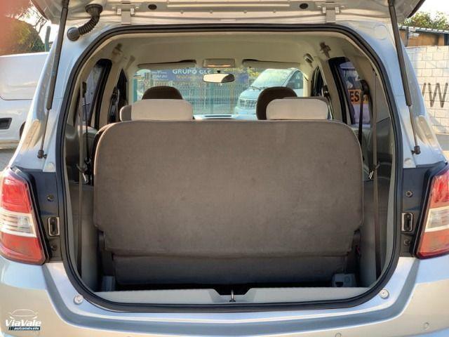 Chevrolet Spin 1.8 Ltz Automatica - 2014 - Foto 4