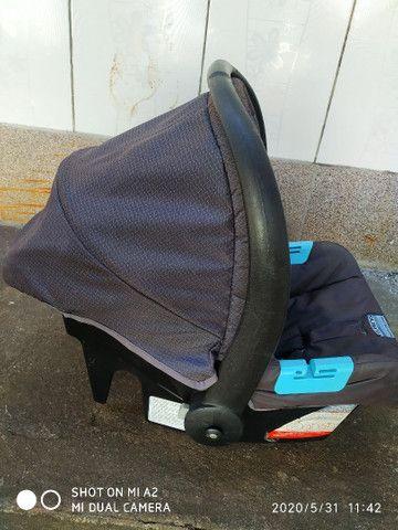 Carrinho de bebê, super conservado usado poucas vezes - Foto 2