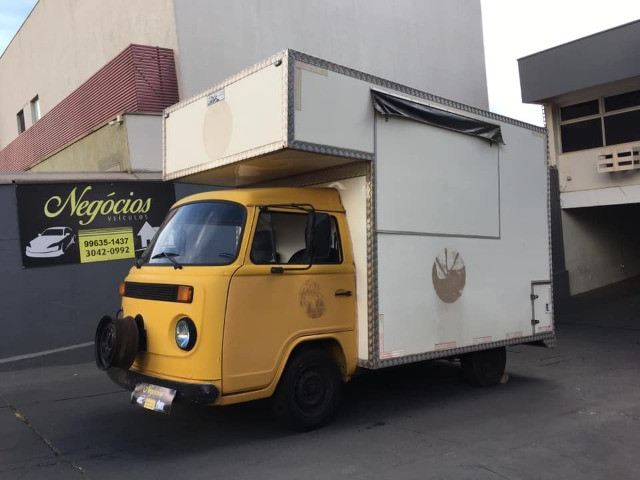 VW Kombi 1.6 Food Truck 2002/2002
