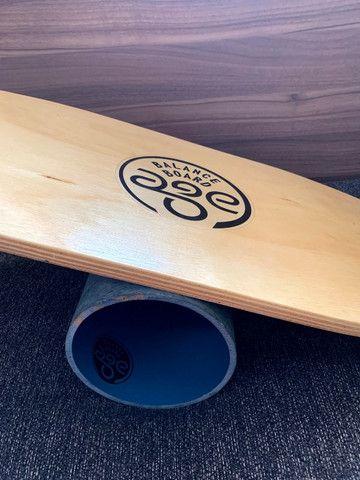 Balance Board - Prancha de equilíbrio