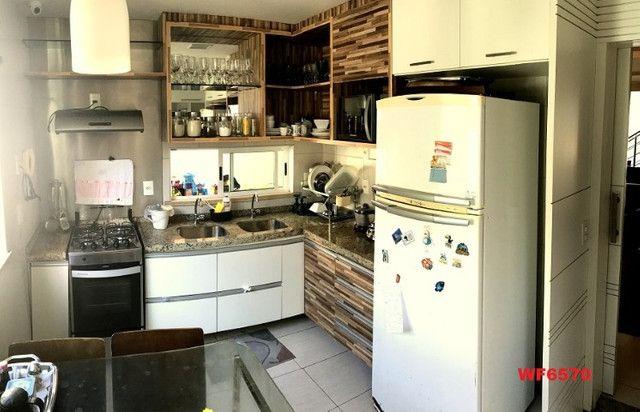 Condomínio Maison Blanc, casa duplex com 3 quartos, 4 vagas, lazer completo - Foto 7