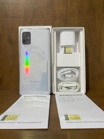 Samsung Galaxy A71 128gb (Aceito Cartão) - Foto 3