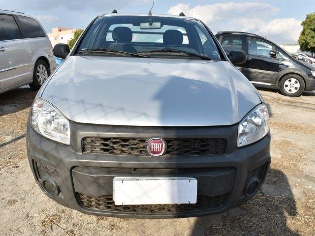 Fiat strada 2018 1.4 mpi hard working cs 8v flex 2p manual - Foto 8