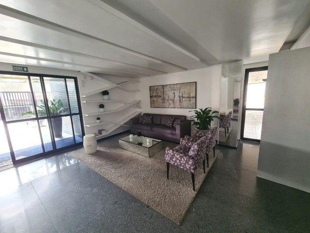 Apartamento na Jatiúca, 84m². 3/4 - 1 suíte, nascente - Foto 13