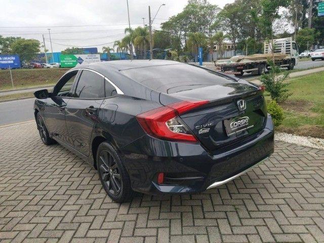 Honda Civic EXL 2.0 Flex 2020 - Foto 5