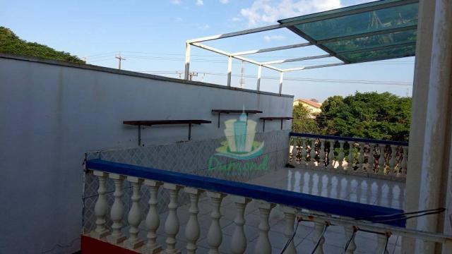 Apartamento com 1 dormitório para alugar com 71,94 m² por R$ 1.150/mês no Jardim das Laran - Foto 14