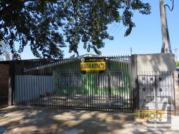 Kitnet com 1 dormitório para alugar, 40 m² por R$ 950,00/mês - Centro - Foz do Iguaçu/PR