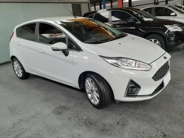 Ford New Fiesta TIT. 1.6 16V Flex Aut. 4P - Foto 2