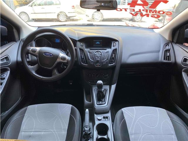 Ford Focus 1.6 s 16v flex 4p manual - Foto 6