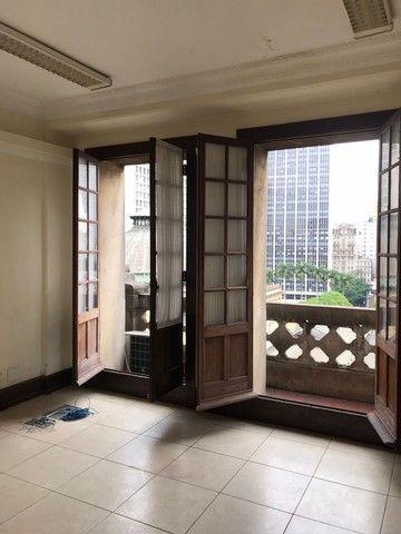 Escritório para alugar em prédio histórico ao lado do Theatro Municipal! - Foto 2