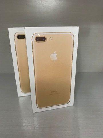 iPhone 7 Plus 128gb lacrado com nota fiscal