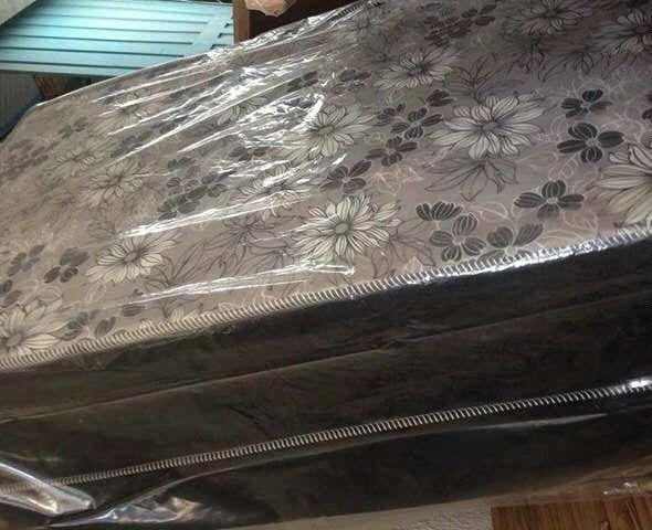 Cama Box de Solteiro Nova - Foto 2
