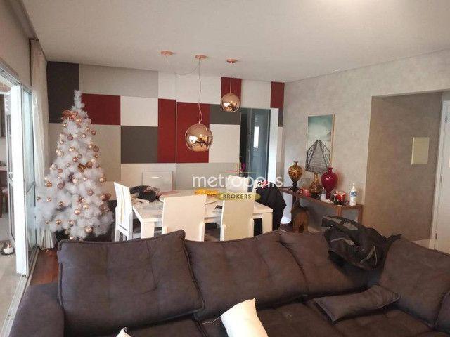 Apartamento com 4 dormitórios à venda, 179 m² por R$ 2.100.000,00 - Cerâmica - São Caetano - Foto 2