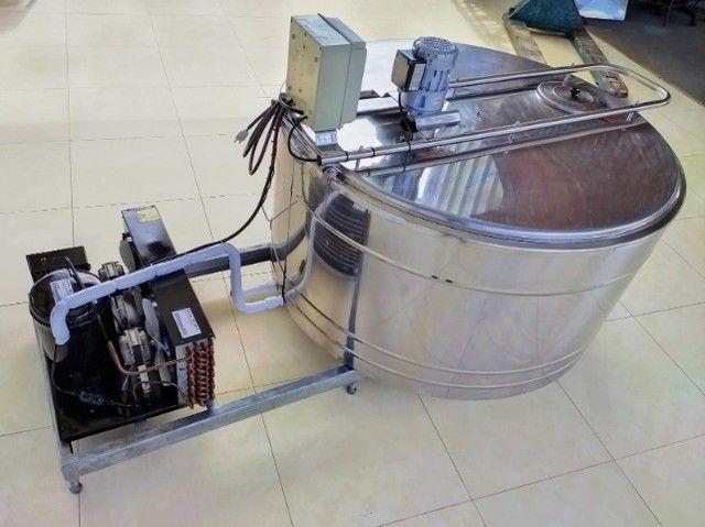 Tanques AGranelde Resfriamento Caldas 500 Litros  - Foto 2