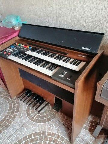 Órgão minami MR 3100 - Foto 2