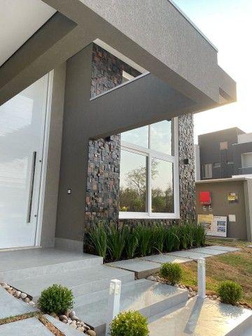 Casa de condomínio para venda com 353 metros quadrados com 4 quartos em Jardim Itália - Cu - Foto 2