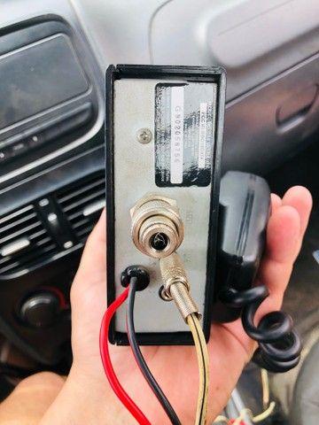 Vendo rádio px cobra  - Foto 3