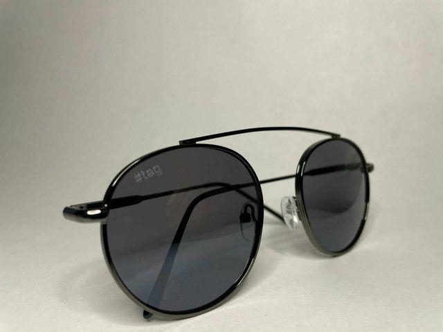 Óculos de sol aviador premium