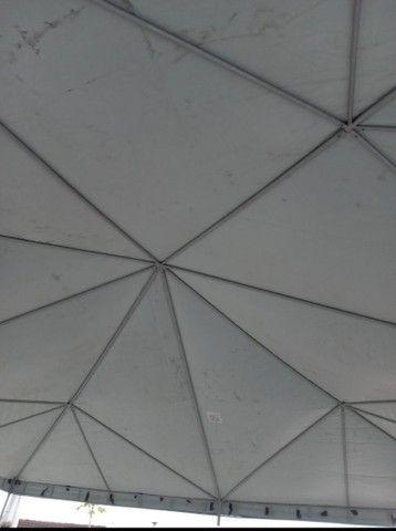 Tenda piramidal 10x10 - Foto 3