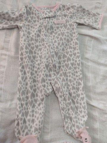 Lotinho de bebê menina Carter's
