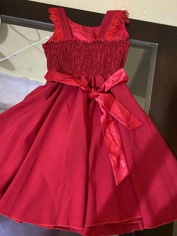 Vende- se vestido festa infantil  - Foto 6