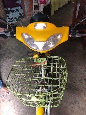 Vende-se bicicleta elétrica para retirada de peças - Foto 2