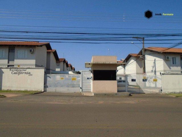 Apartamento com 2 dormitórios para alugar, 80 m² por R$ 950,00/mês - Vila Morumbi - Campo