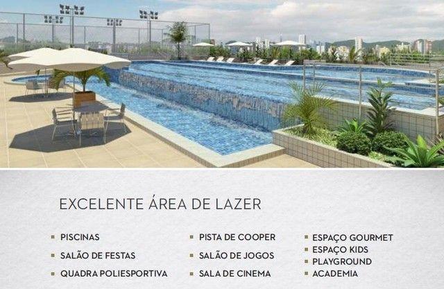 Apartamento para Venda em João Pessoa, Bessa, 3 dormitórios, 1 suíte, 2 banheiros, 1 vaga - Foto 2