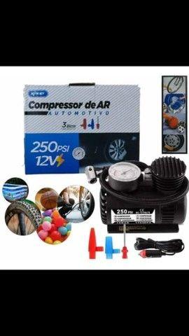 Compressor de ar automotivo knup