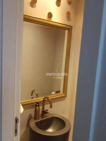 Apartamento com 4 dormitórios à venda, 179 m² por R$ 2.100.000,00 - Cerâmica - São Caetano - Foto 3