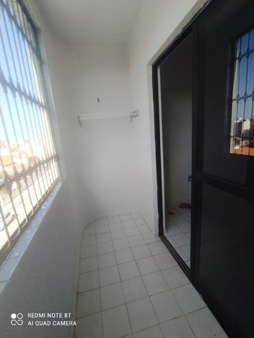 Excelente apartamento com 3 quartos e varanda no Bancários. - Foto 12