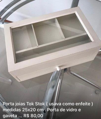 Caixa Organizadora para acessórios Tok Stok