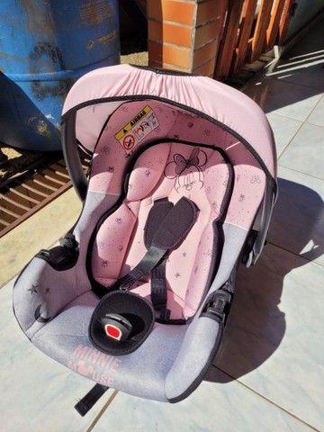 Bebê conforto e cadeira infantil - Foto 3