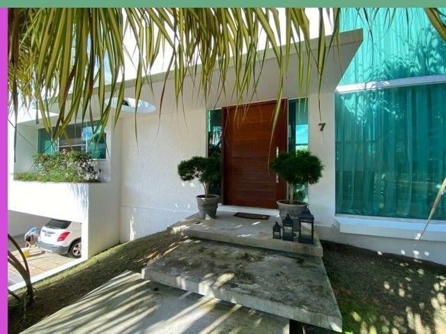 Condomínio itaporanga Três Casa 5 Quartos Ponta Negra  - Foto 17