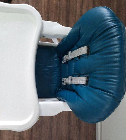 Cadeira alimentação  PegParego  - Foto 3