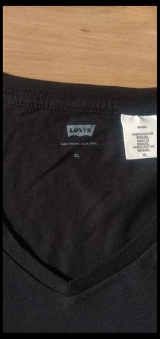 Camisa básica Levis