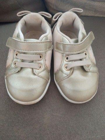 Kit Lindos Calçados Menina (1 ano ou mais) - Foto 2